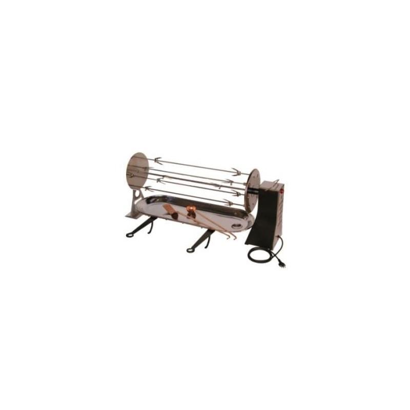Girarrosto elettrico diametro 25 4 spiedi