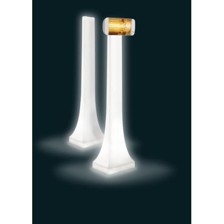 Riscaldatore Outdoor Heliosa 44- 1500 Watt con supporto Obelisk luminoso