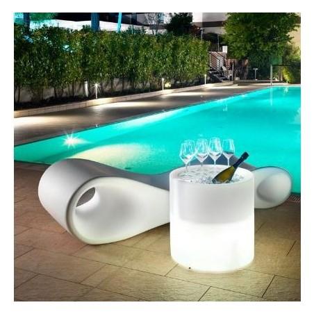 Tavolino contenitore home fitting party
