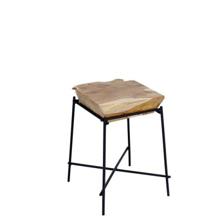 Tavolino da caffè quadro Chio 34x34x45