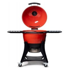 Barbecue a carbone Kamado kettle joe carrellato